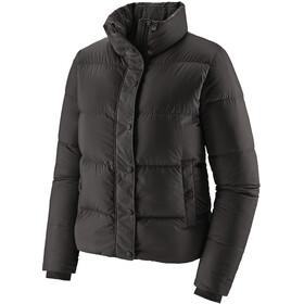 Patagonia Silent Down Jacket Dame Black